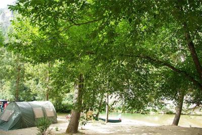 Camping La Blaquière, Les Vignes