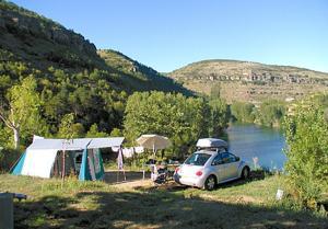 Camping De La Cascade, Saint Rome De Tarn