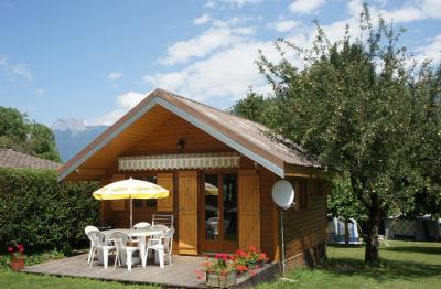 Camping Le Verger Fleuri, Lathuile