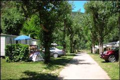 Camping Les Prades, Mostuejouls