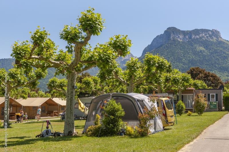 Camping L'Idéal, Lathuile