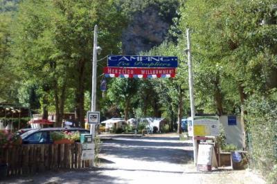 Camping Les Peupliers, Le Rozier