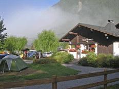Camping Les Marmottes, Chamonix Mont Blanc