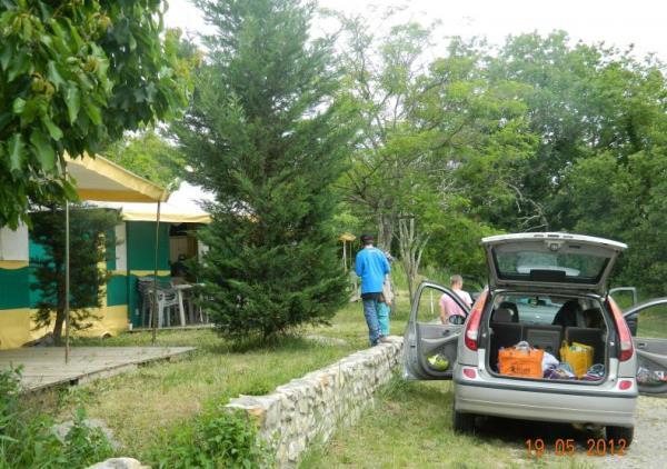 Camping Le Retourtier, Balazuc