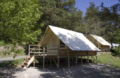 Camping de la Plage, Treffort
