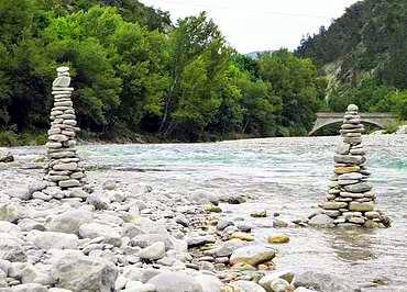 Camping Le Pont De La Drôme, Vercheny