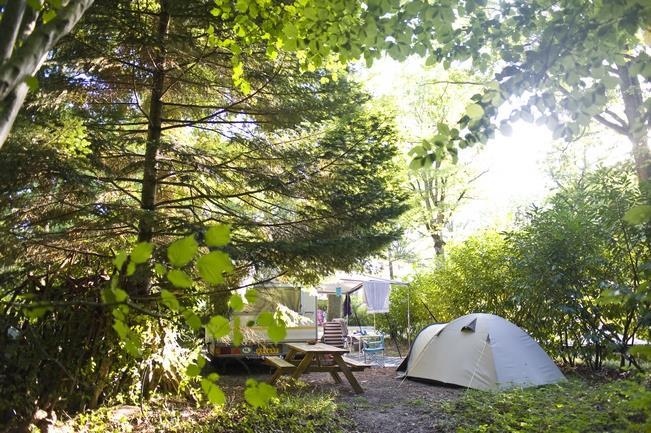 Camping Huttopia Millau, Millau