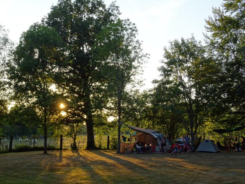 Camping Les Mésanges, Montsauche-les-Settons
