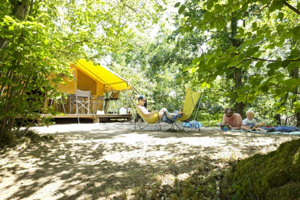 Camping Huttopia Royat, Royat