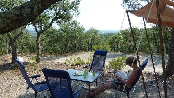 Camping Al Comu, Llauro