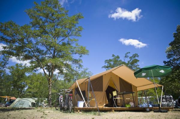 Camping Huttopia Le Moulin, Saint Martin D'Ardeche
